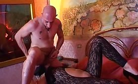 Fantasie di Angelika - quinta scena con Jana Mattei ed Omar Galanti