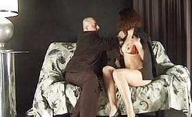 Le schiave del sesso - prima scena con Anita Roman e Benito Boldi
