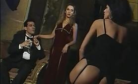 Due puttane ungheresi in orgia
