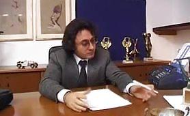 La ex pornostar romana Lollipop in Avventure Anali dell'avv. Delpene
