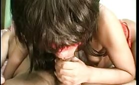 Scena porno ripresa dal film amatoriale italiano Trattami Da Troia
