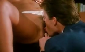 Stefania Sartori in scena di sesso anale vintage