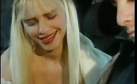 Scena porno vintage ripresa dal film Passione indecente