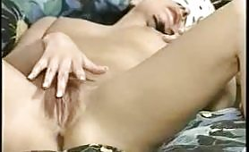 Silvana una ventenne arrapata di Padova in filmino amatoriale