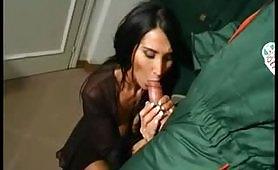 Angela Gritti porno con l'idrauclio