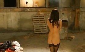 Giochi porno sadomaso con tanto di anale