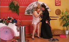 Franci da Roma, una vecchia signora obesa affamata di cazzo...