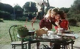 Vintage porno con Baby Pozzi, cicciolina e Barbarella