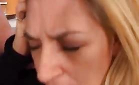 La lombarda Tina Monti, una vecchia maiala abusata da porcone cazzuto