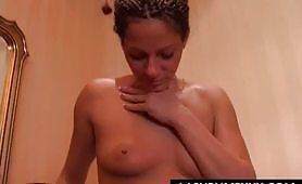 Casting porno di Laura di Milano, segretaria