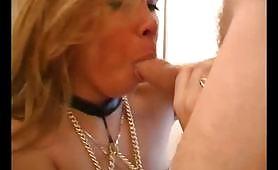 Bisex italiano con trans poco dotata